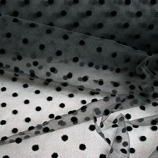 Cozy Dots gray