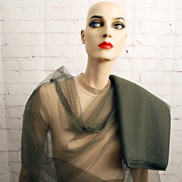 Haute Couture No. B-001 olive