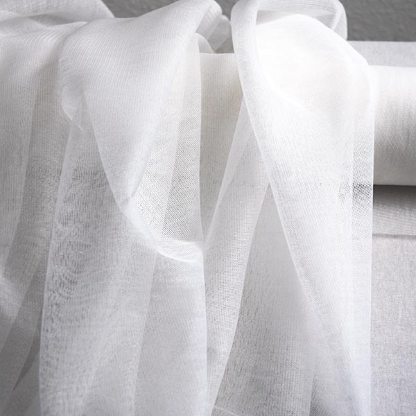 Tulle Remnant No. 1006 (Tulle Cotton Classic, snow)