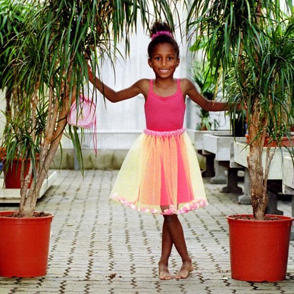 Flower Dream Skirt acacia I