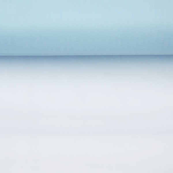 Tulle Remnant No. 1331 (similar to Fine Tulle T5, light blue)