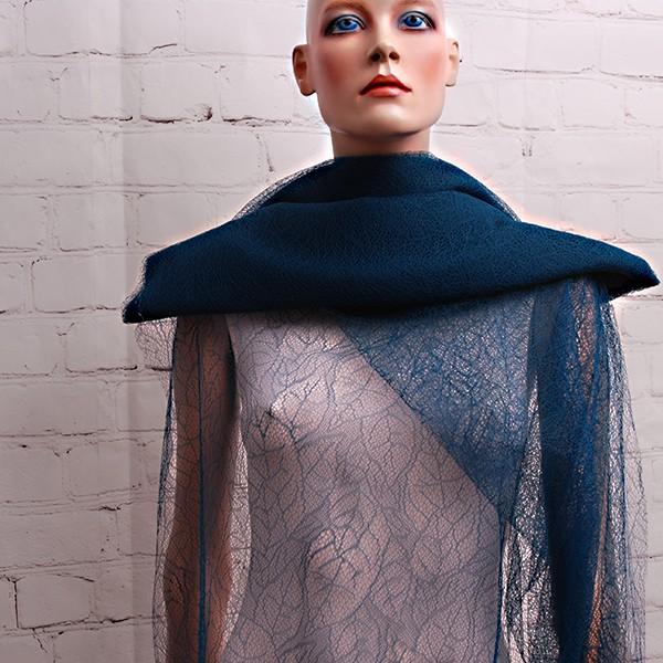 Haute Couture No. 003-A antique blue