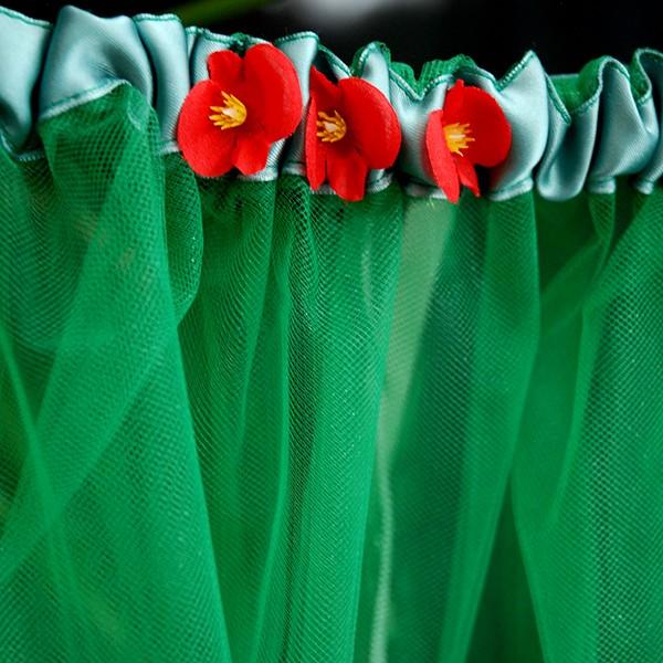 Flower Tulle Skirt perigord