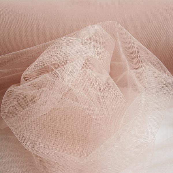 Tulle Remnant No. 1027 (Fine Tulle Illusion, make-up)