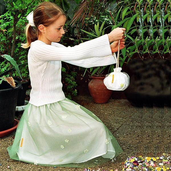 Fairytale Skirt Garden of Paradise