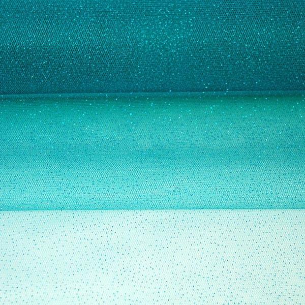 Glitter World turquoise