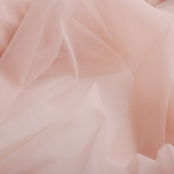 Tulle Remnant No. 1276 (Elastic Tulle Paris, make-up)